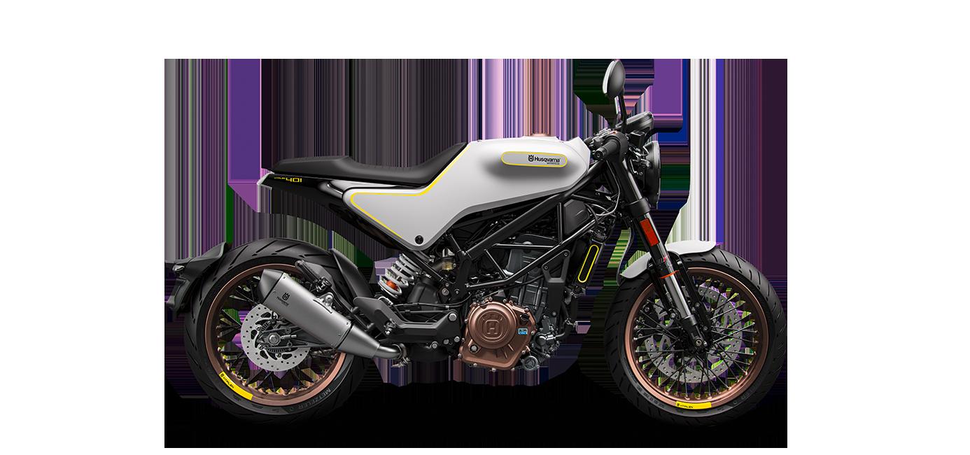 2018 HUSQVARNA MOTORCYCLES VITPILEN 401