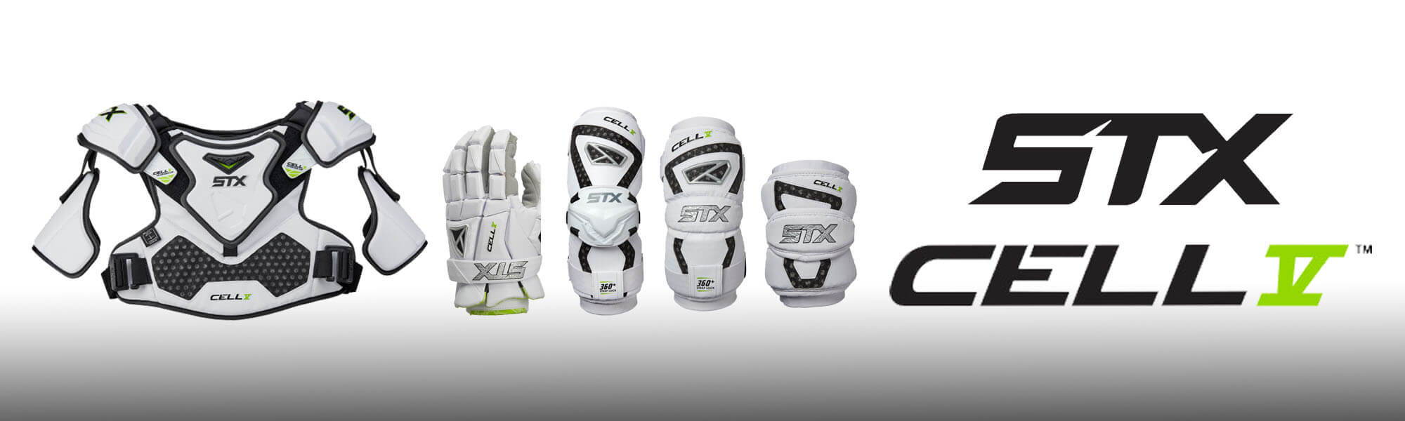 STX CELL V PROTECTION LINE   TOP STRING LACROSSE