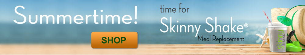 Skinny Shake® Shop Now Banner