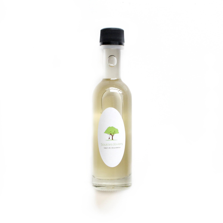 sous les oliviers balsamique blanc pomme verte