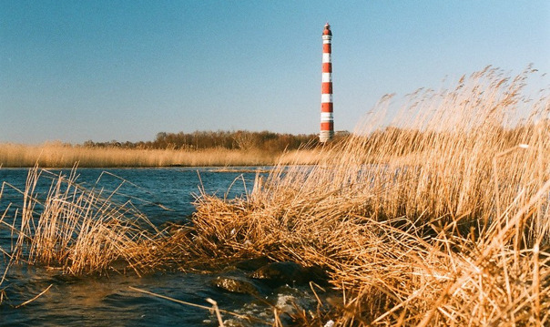 Маяки скандинавского берега Финского залива