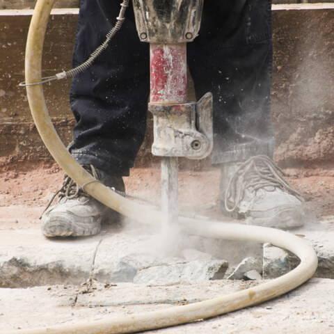 poussière travaux et bricolage filtration