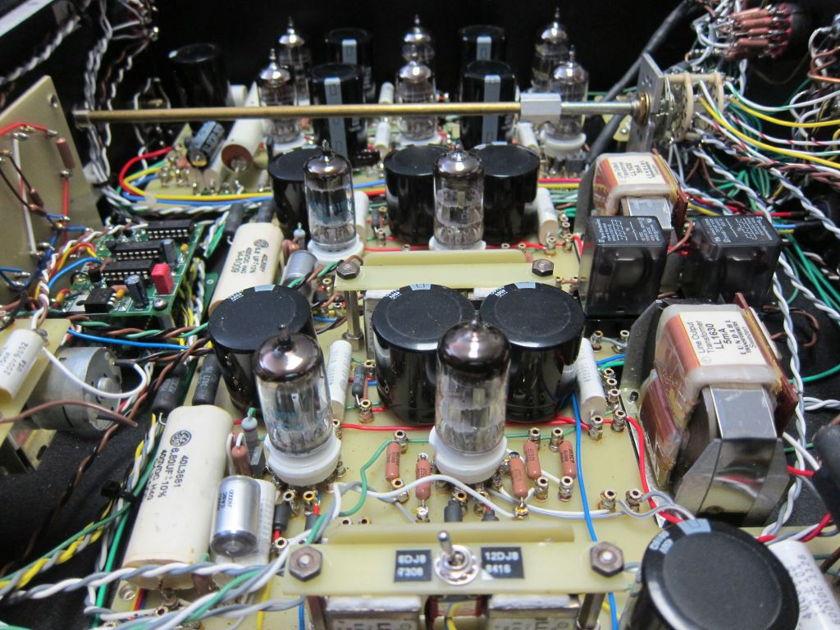 VAC Signature MKIIa with MM/MC phono stage.