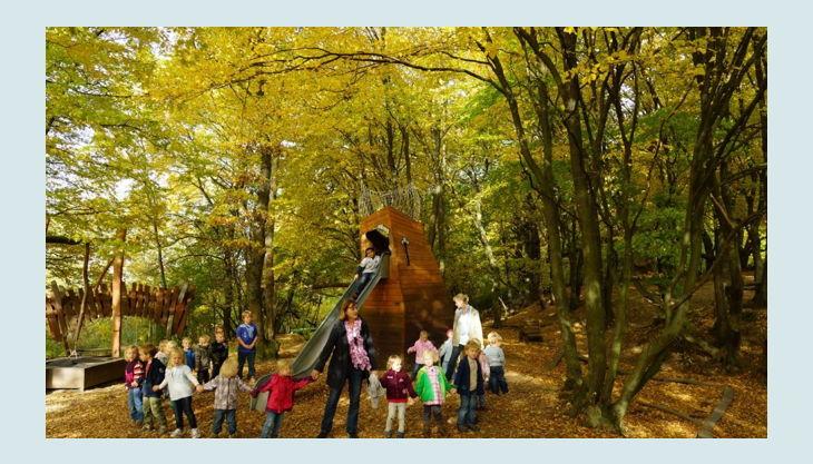 sauerlandpark hemer zwergengold wald