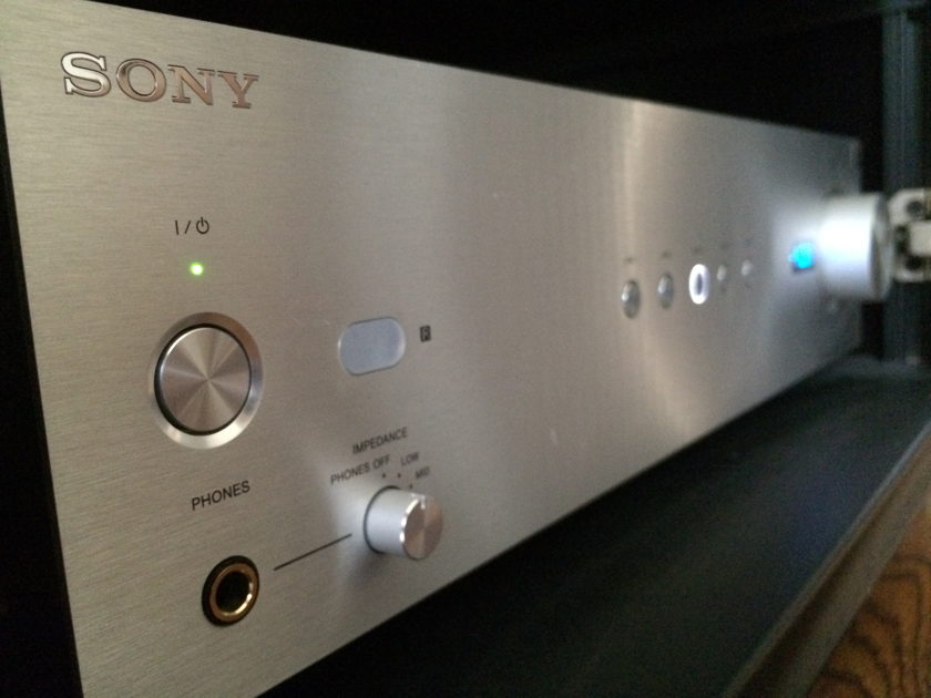 Sony TA-A1ES Hi-Res Stereo Integrated Amplifier