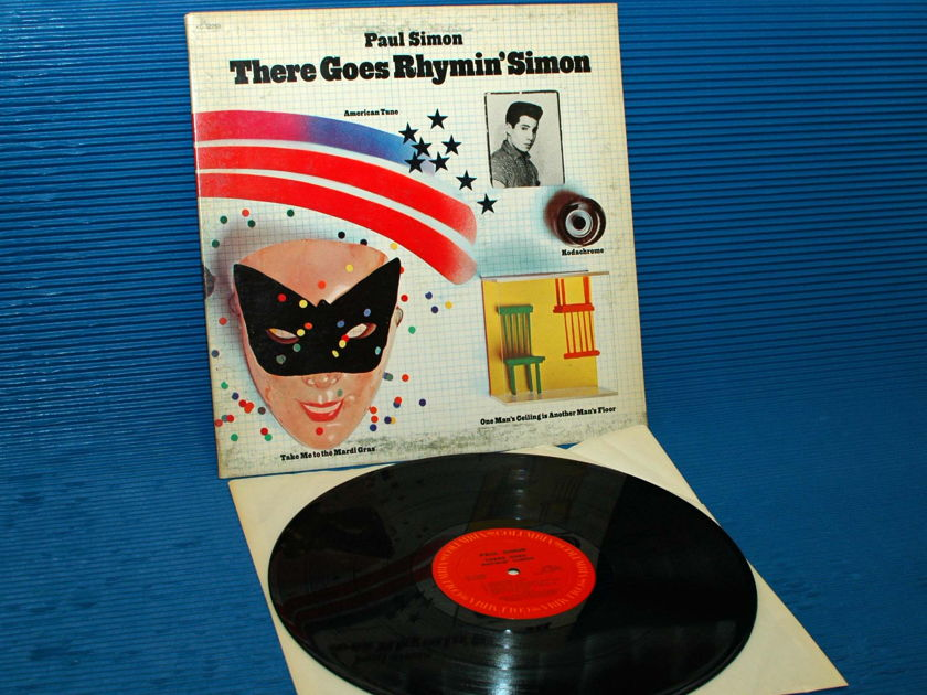 """PAUL SIMON -   - """"There Goes Rhymin'"""" Simon - CBS 1973 side 1 Hot Stamper [Expired]"""