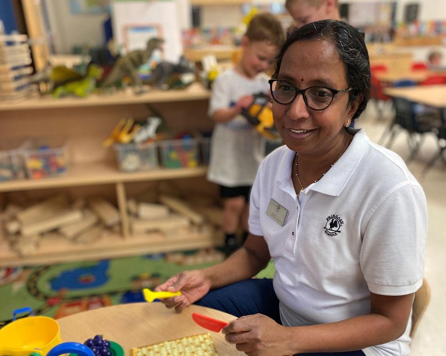 Bodhini Iyer , Assistant Teacher