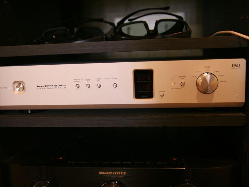 Luxman DA-06 DAC 120V US version