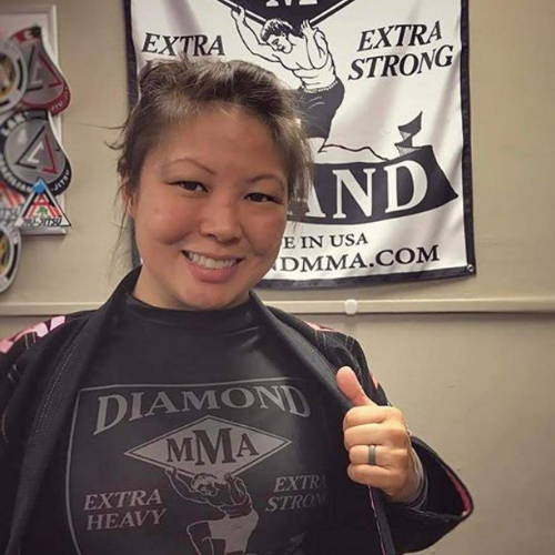Diamond MMA Swag