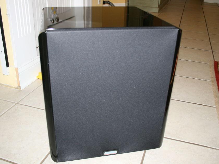 Velodyne DD-15 Black Gloss Finish - 1250 watt RMS / 3000 watt Dynamic
