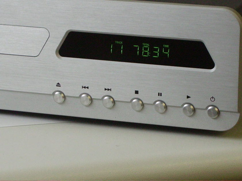 Atoll Electronique CD200 CD Player (Silver; Mint)
