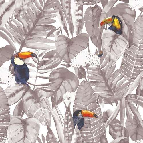 Tempaper Toucan Removable Wallpaper