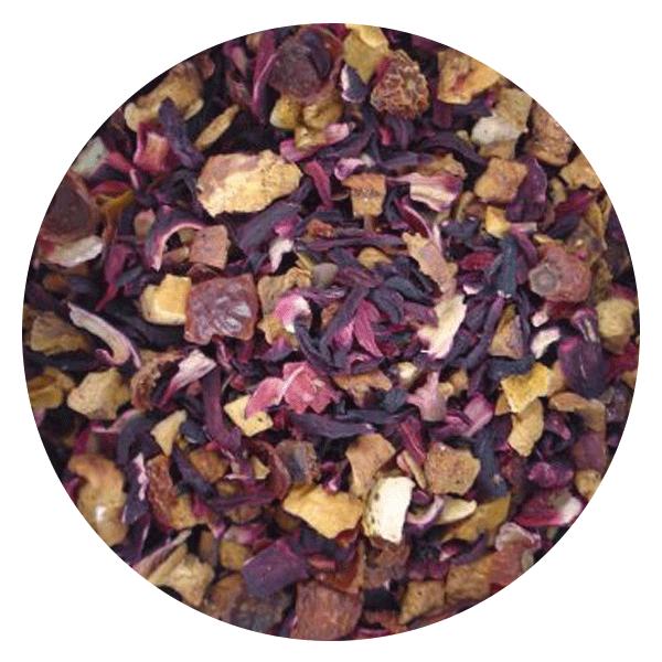 BeanBear Forest Fruits Loose Leaf Tea