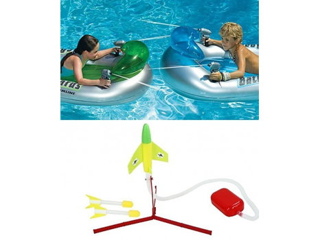 Pool and Outdoor Toys