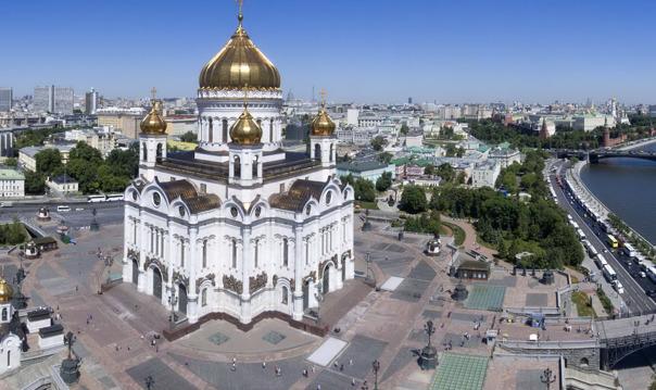 Обзорная экскурсия по Москве (для орг.групп)