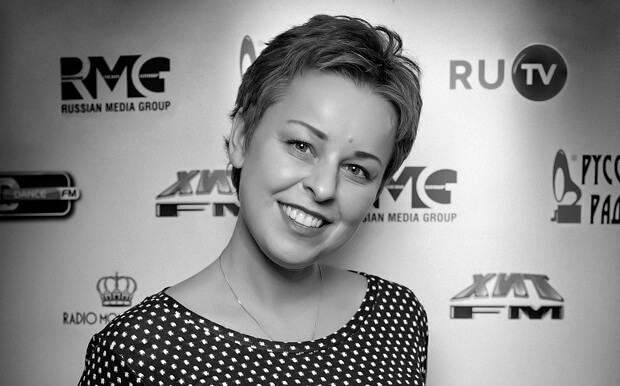 Сегодня в Москве состоится церемония прощания с главным редактором «Русского Радио» Юлией Ларионовой - Новости радио OnAir.ru