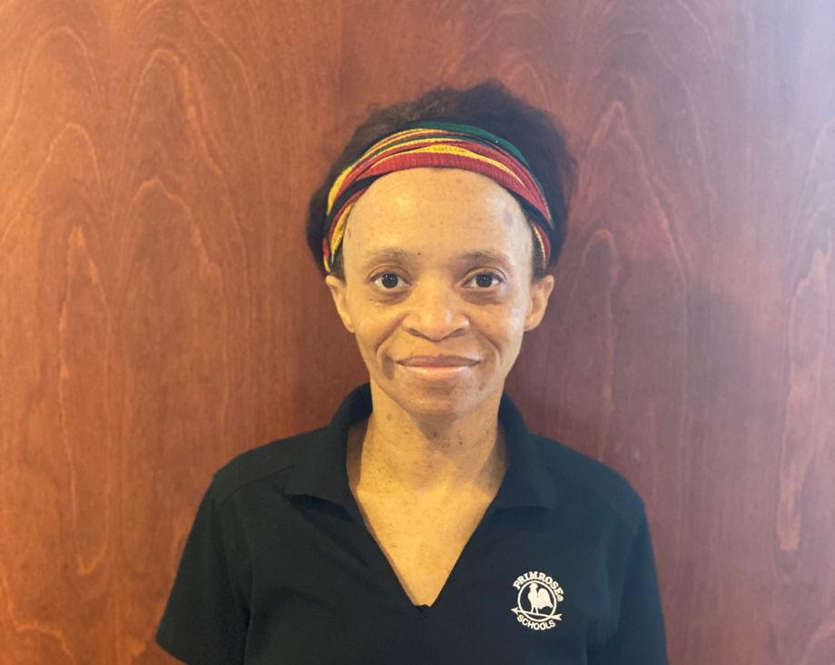 Ms. Johnson , Early Preschool 3 Support Teacher