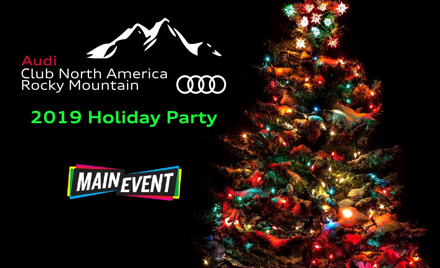 2019 Audi Club RMC Holiday Party