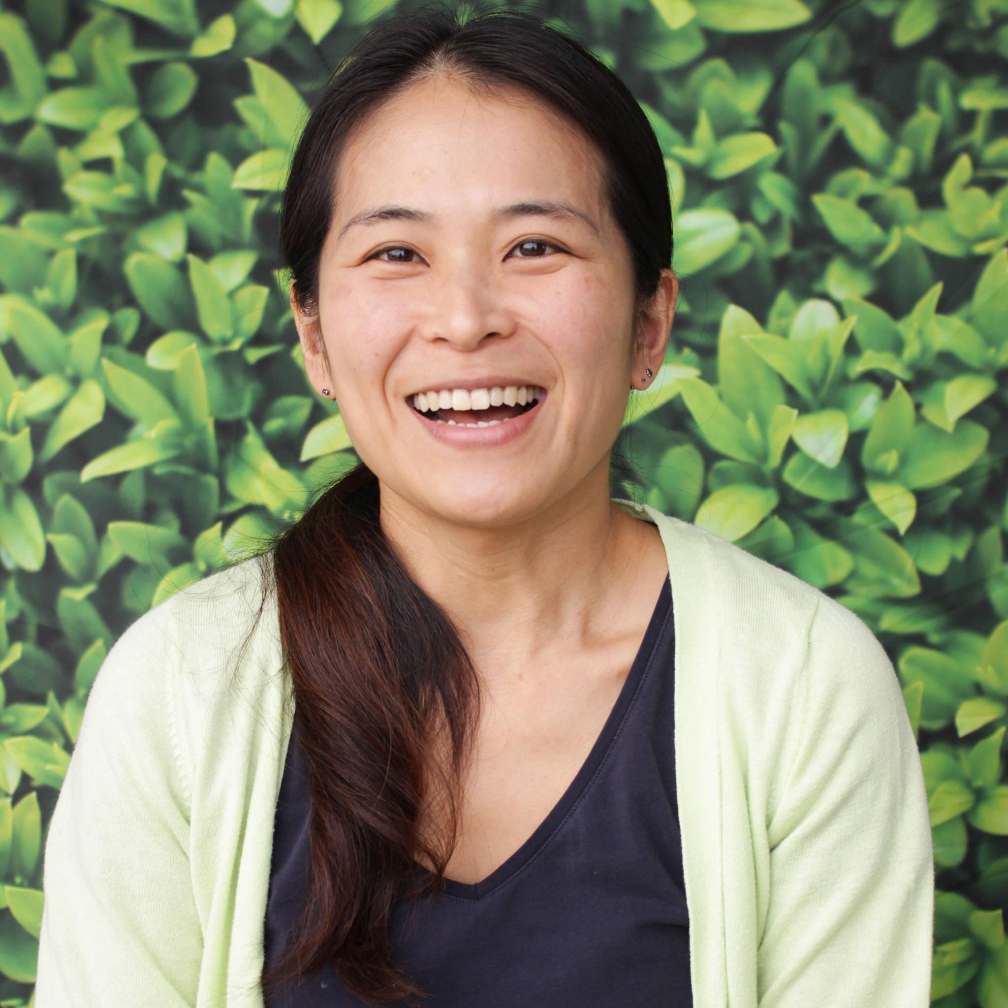 Yoshi Smiling