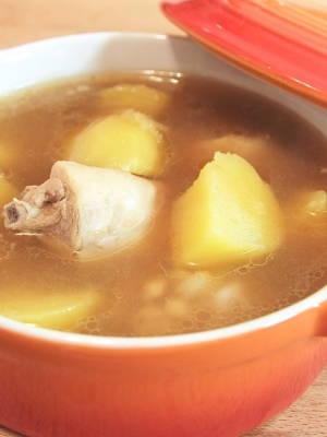 Nyonya-Style Potato Soup