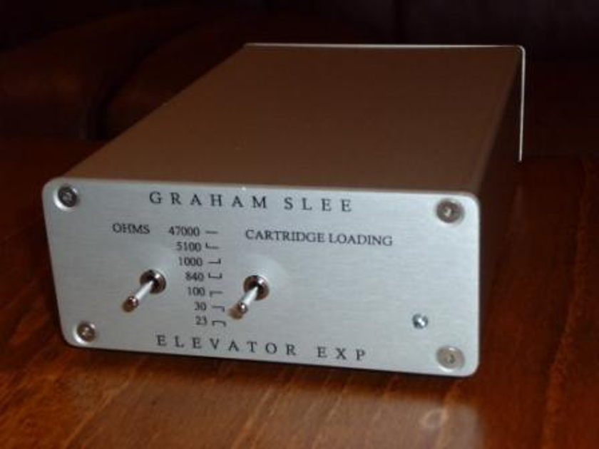 Graham Slee Elevator MC Step Up Pre-amp