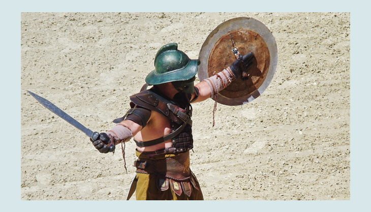 roemer gladiateur