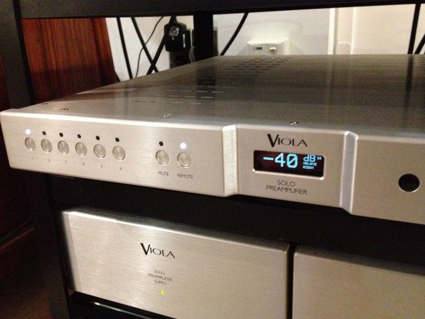 Viola Audio Labs Solo Preamplifier