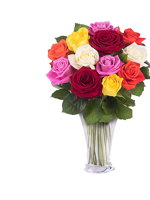 HF Mix Roses Bouquet