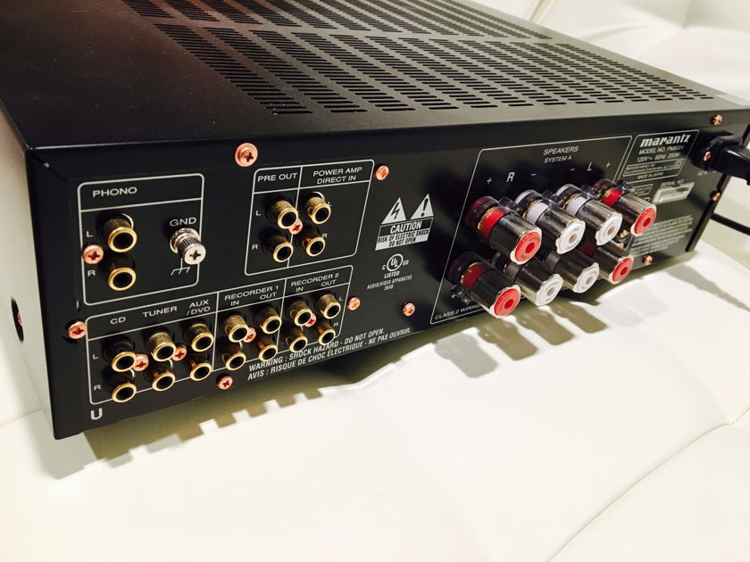 Marantz PM-8004 Integrated Amp Stereo Amplifier Excellent Near Mint Cond