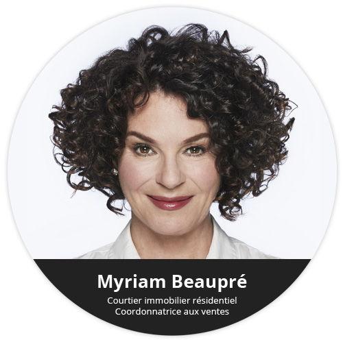 Myriam Beaupré