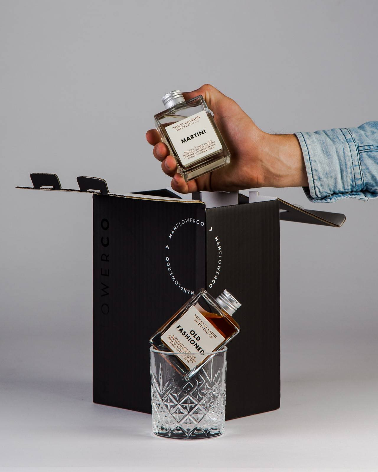 Toast to everyday occasions with the Cocktail Gift Pack, one of the beer gifts in Manflower Co's drinkable range.