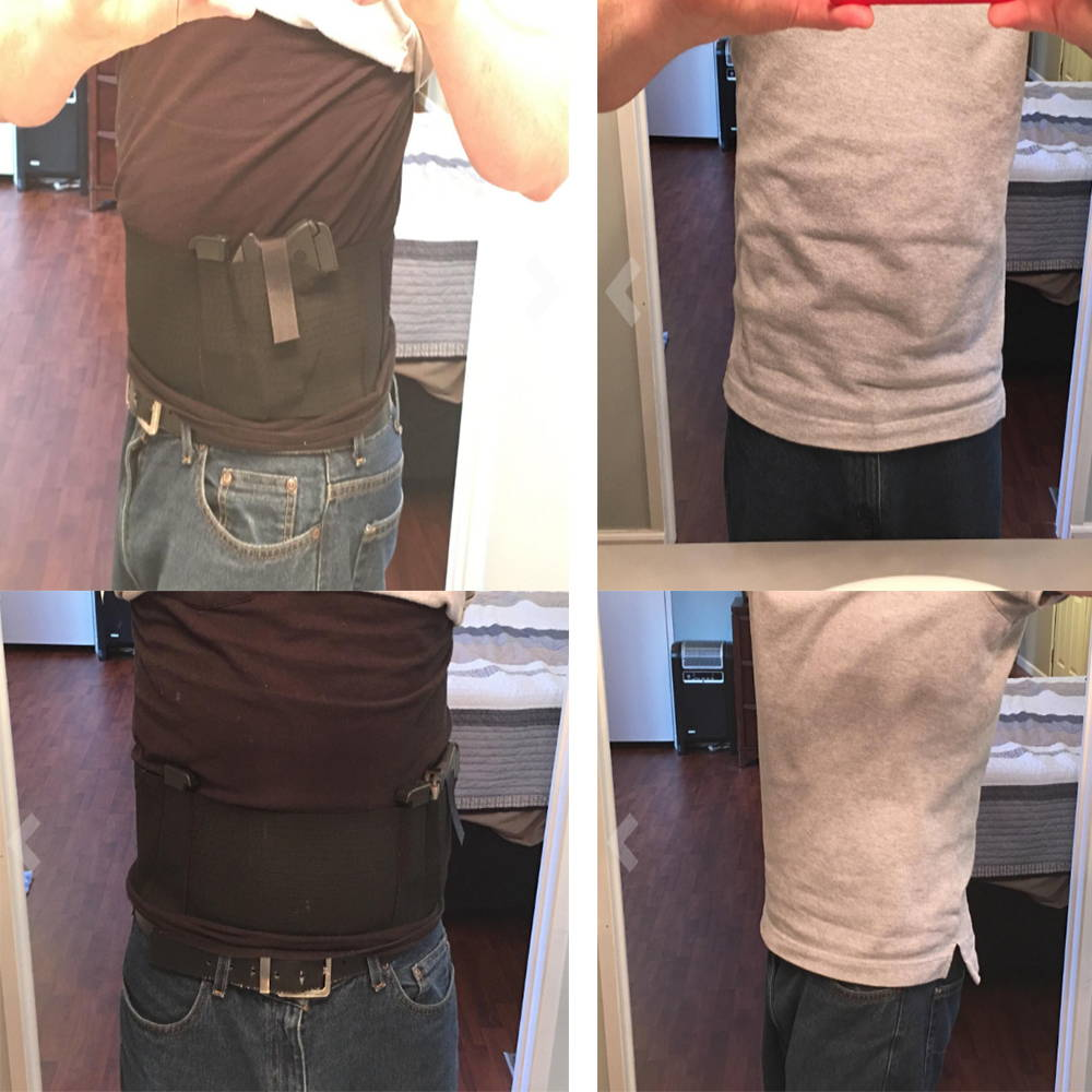 Dragon belly holster| dinosaurized store| Best belly band holster | Best holsters for glocks | Best belly holsters for fat guys