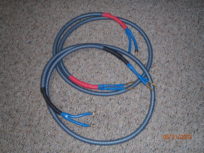 Groneberg Quattro Reference  speaker cables-pic