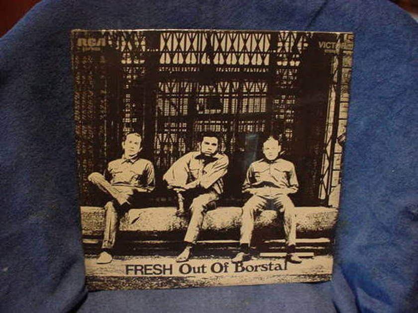 Fresh out of - Borstal rca lsp-4328