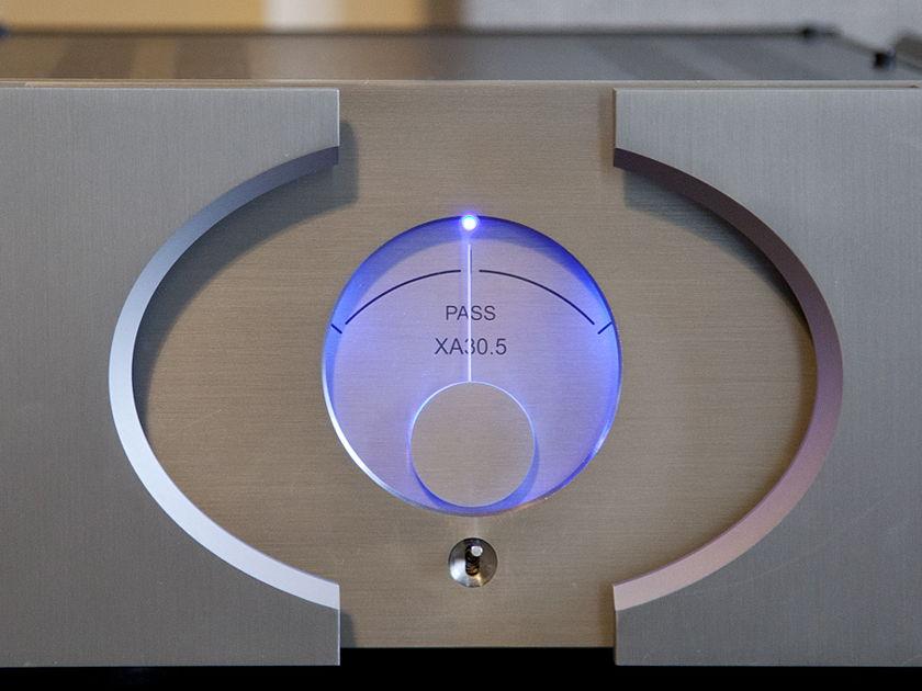 Pass Labs XA30.5 Class A Amplifier Mint Condition