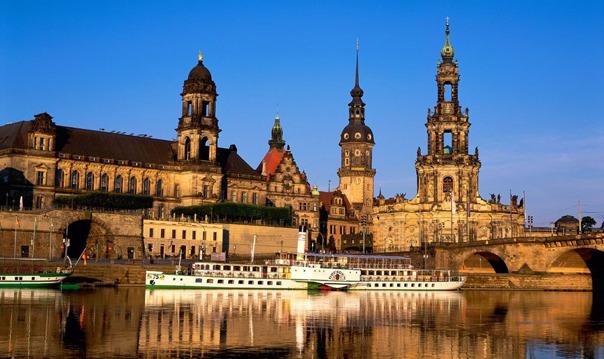 Экскурсия из Берлина в Дрезден