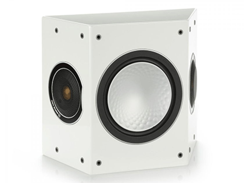 Monitor Audio Silver FX Surround Speakers - Brand New-in-Box; 5 Yr. Warranty; 30% Off; Free Shipping
