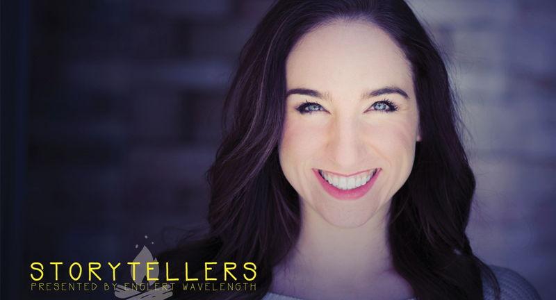 Storytellers featuring Katie Colletta