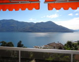 Ascona - 2.5 rooms apartment with view over the lake and the mountains