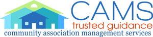 Community Association Management Services (CAMS) logo
