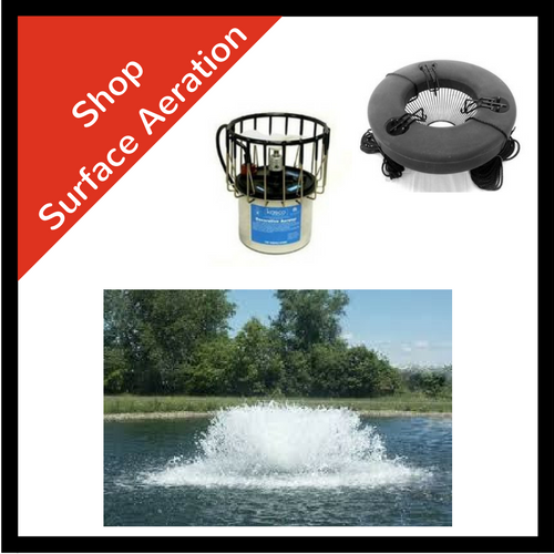 Shop Surface Aerators