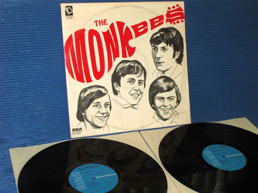 "THE MONKEES  - ""Same Title"" -  RCA Special Products 1976"