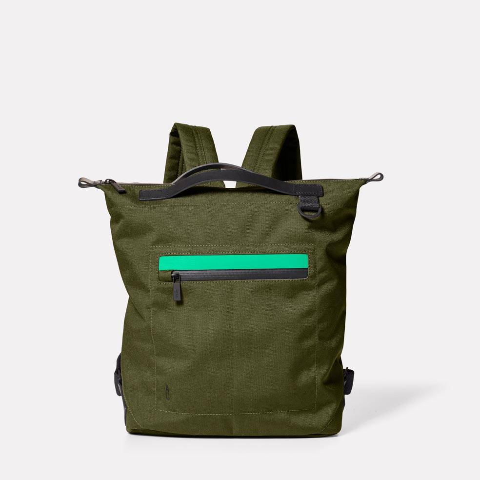 Mini Hoy in Army Green