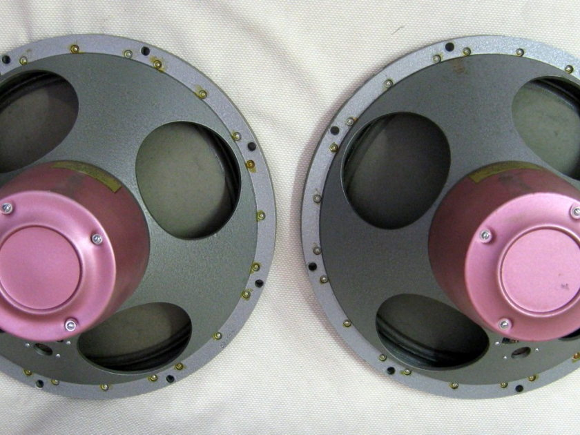 """TANNOY Red 15"""" Dual Concentric Speakers w/Crossovers"""