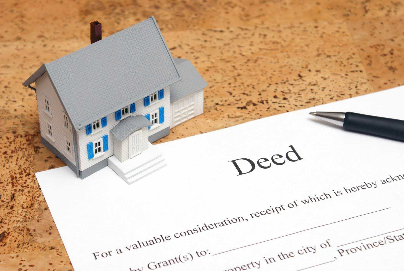 What is a special warranty deed? | Affiliated Mortgage