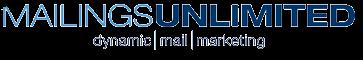 Mailings unlimited logo transparent