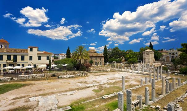 Экскурсия с Крита в Афины (из Ираклиона)