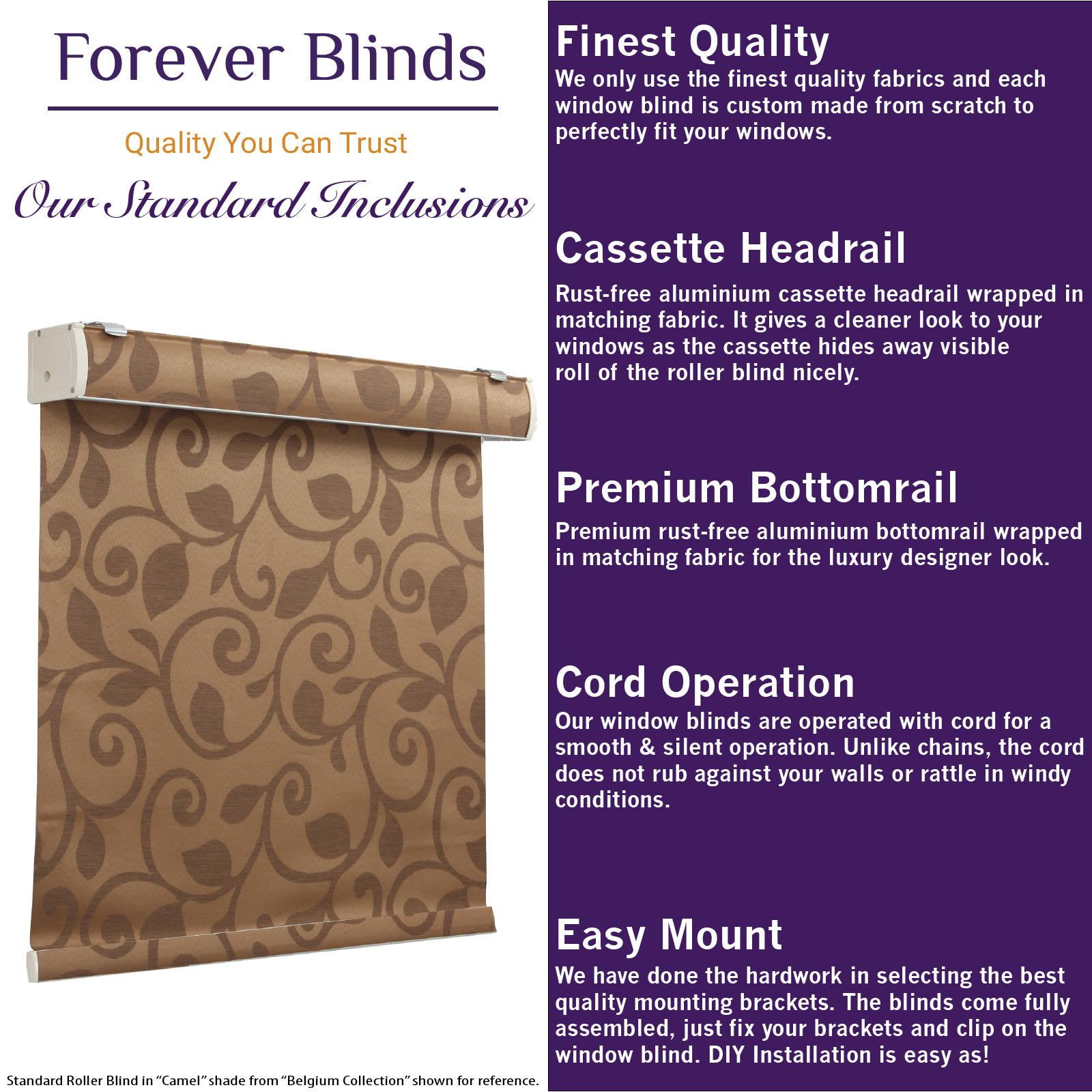 Roller Blinds - Forever Blinds