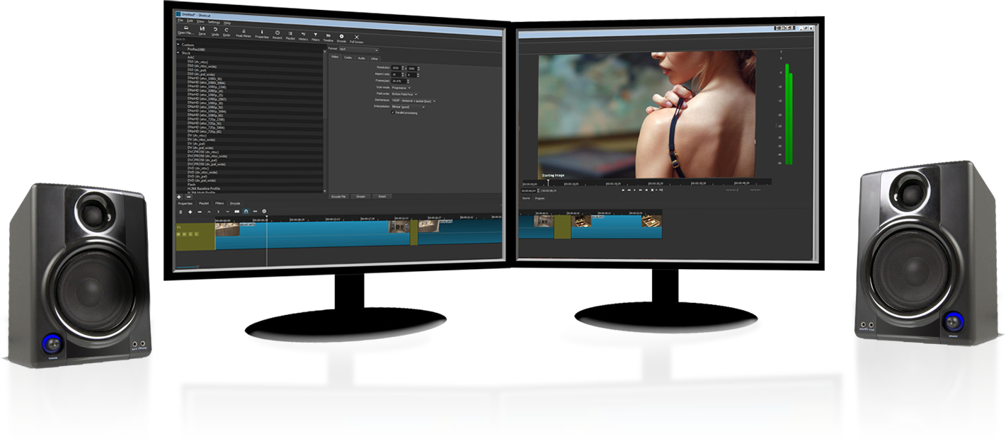 Shotcut - What is the best free video editing software? - Slant