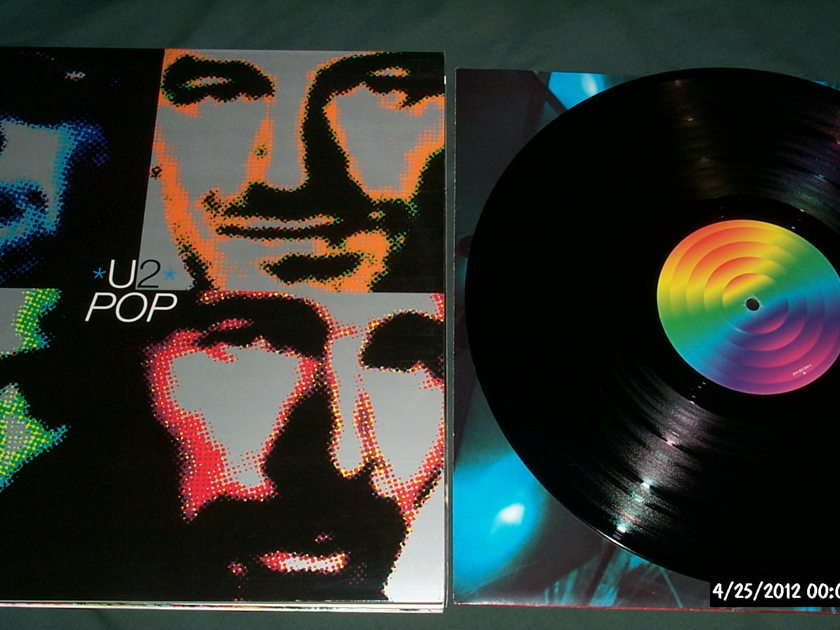 U2 - Pop 2 lp nm
